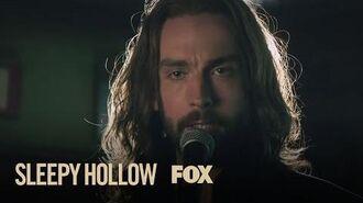 Ichabod Sings Karaoke For Abbie Season 2 Ep.14 SLEEPY HOLLOW