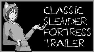 Classic Slender Fortress Trailer