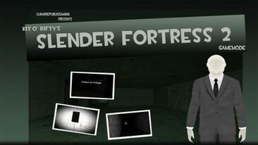 TF2 Slender Gamemode