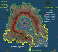 Heterocera geography