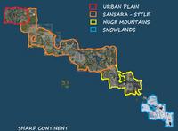 Sharp regions