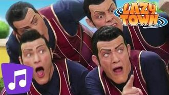 LazyTown We are Number One Music Video-1481758869
