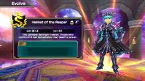 Reaper Helm Female