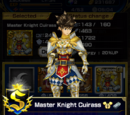 Master Knight Cuirass