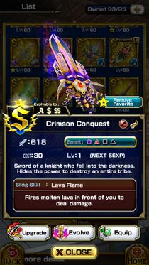 Crimson Conquest