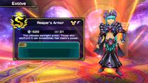 Reaper's Armor Female