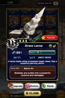 Draco Lance