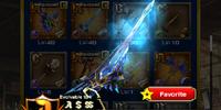 Frozen Blade