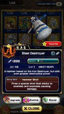 Steel Destroyer