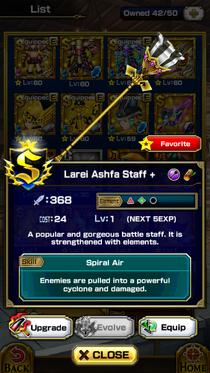Larei Ashfa Staff +