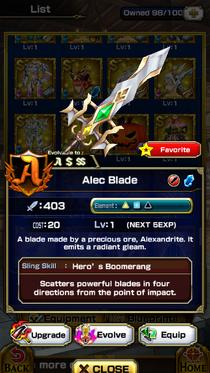 Alec Blade