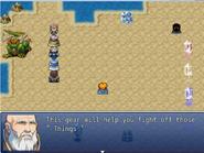 Gunma screenshot-rpg-old man