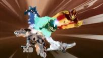 5 Elemental Slugs Velocity