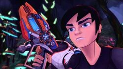 New Dark Slinger - Slugterra Return Of The Elementals
