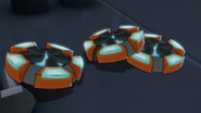 'Upgrade' of 'Blasters'