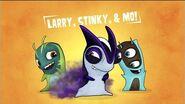 Slugisode Larry, Stinky & Mo