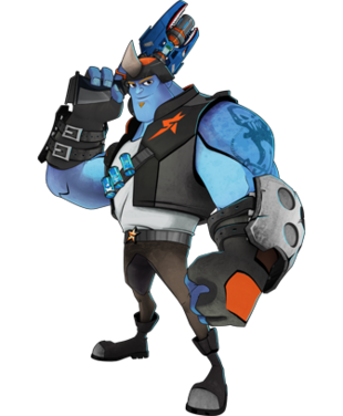 Enforcer Cyclone HTQ