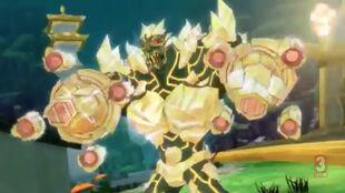 Crystal Warrior