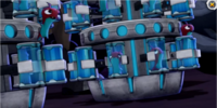 Slug Racks
