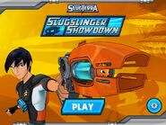 Slugslinger Showdown main screen
