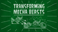 Transfroming Mecha Beasts