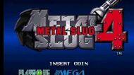 Metal Slug 4 - Secret Place Soundtrack