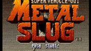 Metal Slug (1996) OST - The Final Attack!