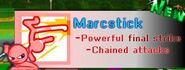 Marcstick's Info