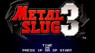 Metal Slug 3 Barracks