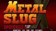 Metal Slug X - New Godokin Street Soundtrack