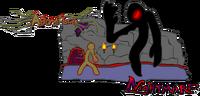 Abomi-Stick vs Nightmare