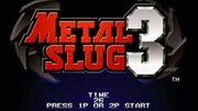 Metal Slug 3 OST - Blue Water Fangs