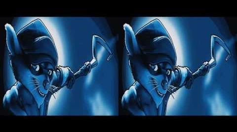 Sly Cooper Movie - 3D Official Teaser Trailer