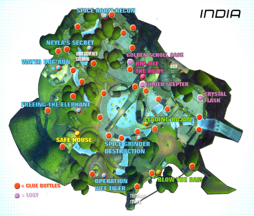 India2map