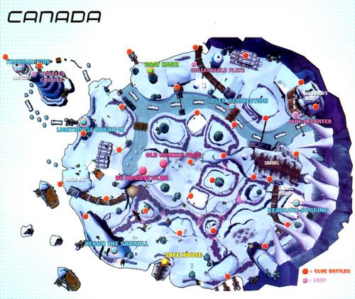 Canada2map