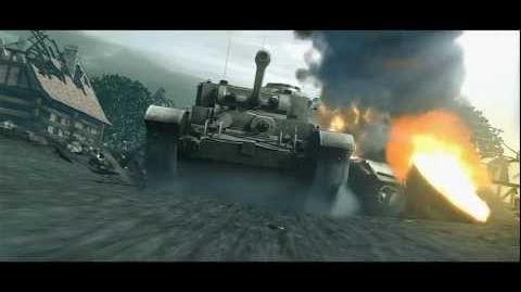 World of Tanks British Tanks Trailer