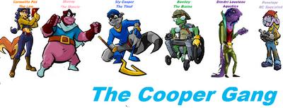 Cooper Gang