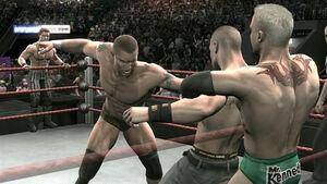 SmackDownvsRaw09 - TagTeam