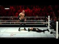 Kane non masked wwe 12