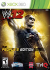 WWE 12 Peoples Edition