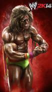 WWE 2k14 Ultimate Warrior Render
