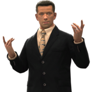 Michael Cole WWE 13 render