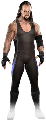 Undertaker SVR 2009