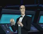 Batman Alfred DCOM Alfred Public Enemies