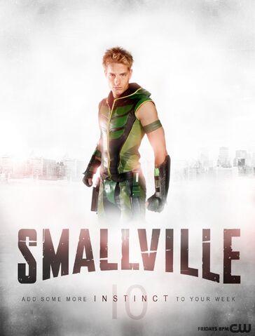 File:Smallville Season 10 Poster 4 Green Arrow.jpg