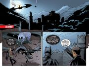 John and Batman in Colorado