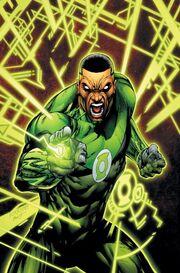 Green lantern corps 62