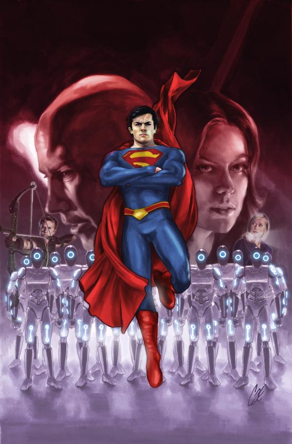 Smallville: Saison 11 (Comics 03) | Wiki Smallville ...