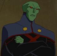 Martian Manhunter Doom 001