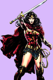 DC Rebirth Wonder Woman